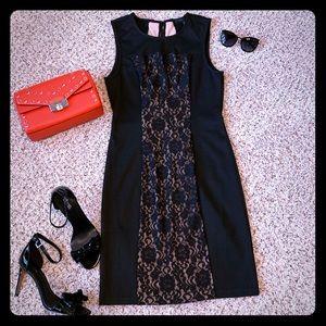 Brand 🆕 Black Lace BCBG Dress